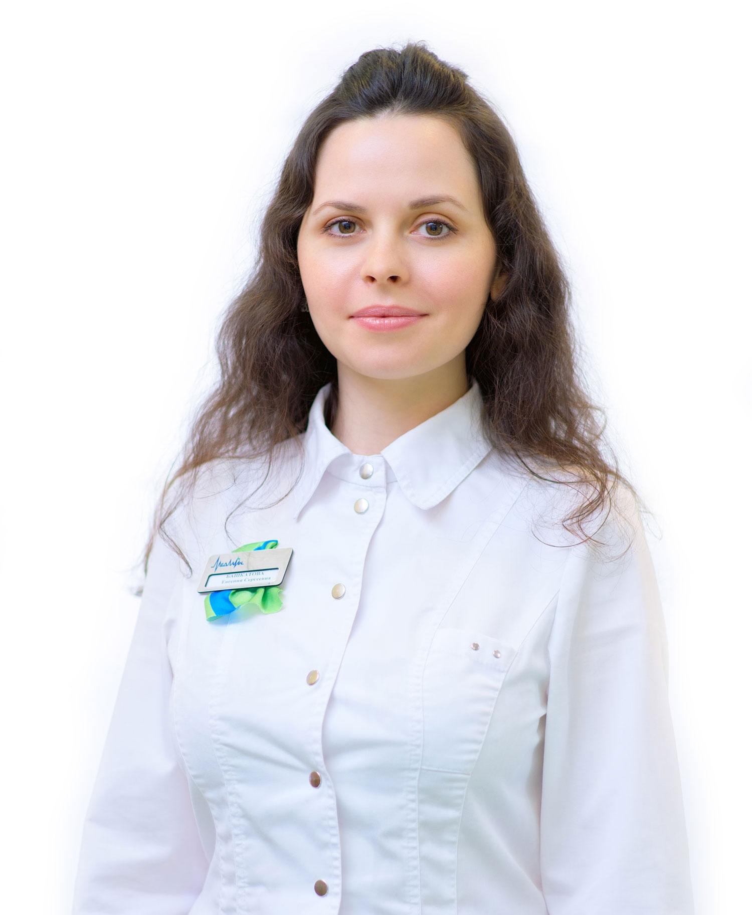 Башкатова