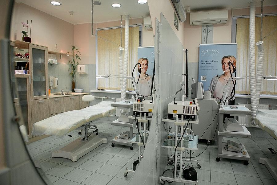 Услуги косметологии в МедЛайн