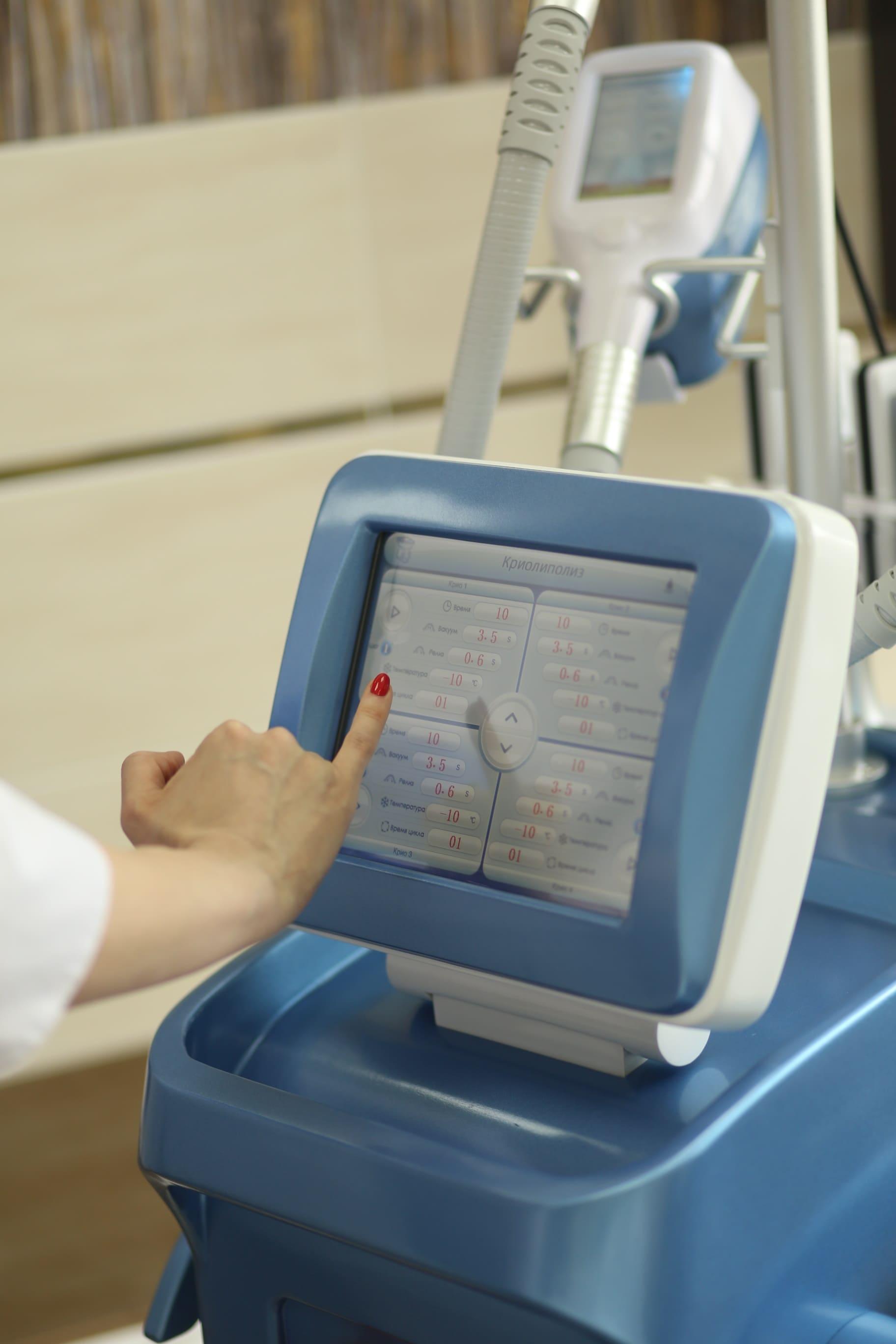 Настройка параметров под каждого пациента