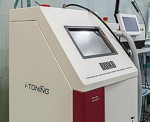 Фотоомоложение на аппарате I-TONNING в клинике МедЛайн
